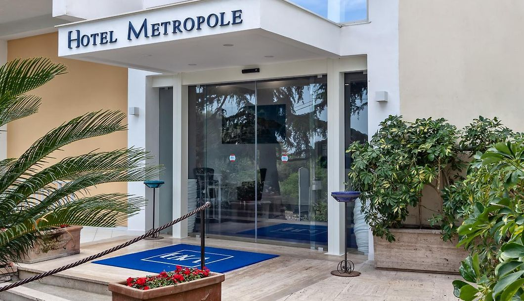 Metropole Sorrento | 3-Star Family-Friendly Accommodation